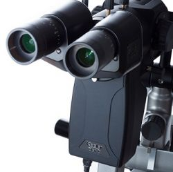 Digital Ready Slit Lamp Camera