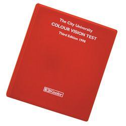 City University Colour Vision Test Edition 3