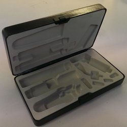 Ophthalmoscope + Retinoscope (with two slimline handles) hard case