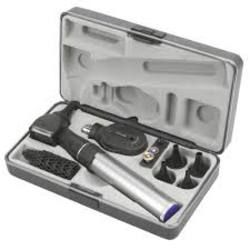 Practitioner Ophthalmoscope and Fibre Optic Otoscope Diagnostic Set