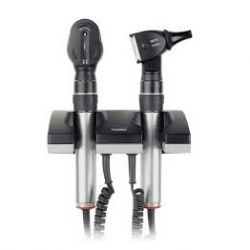 Practitioner Ophthalmoscope / Fibre Optic Otoscope Corded Unit Set 240V