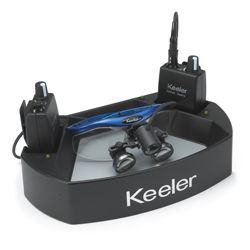 K-LED II Practice Light System Keeler-Fit (2 Batteries & Twin Charger Tray)