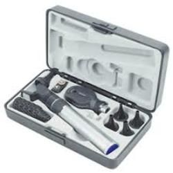 Practitioner Ophthalmoscope and Otoscope Diagnostic Set