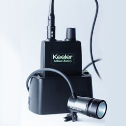 K-LED II Portable Single Charger Light System Keeler-Fit in Carry Case