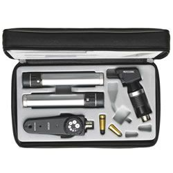 Specialist Ophthalmoscope and Spot Retinoscope Set