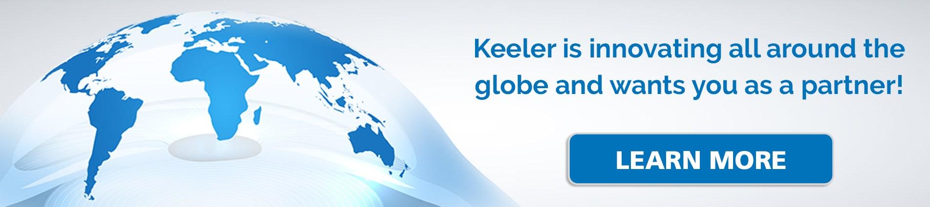 Keeler Global Portal
