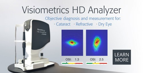Visiometrics HD Analyzer