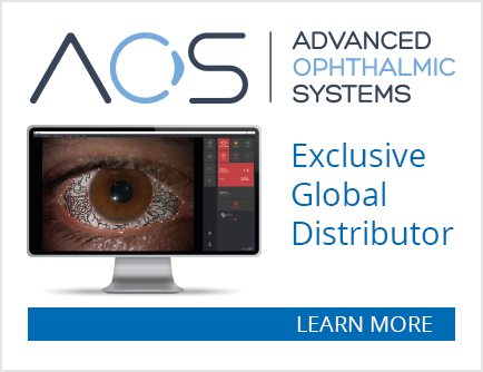 Advanced Opthalmic Systems - Exclusive global distributor