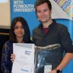 Winner of Plymouth University Clinical Optometry Prize Announced