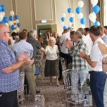 100th anniversary celebrations continue with staff banquet